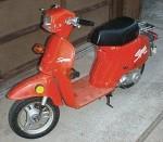 1985 Honda NQ50 Spree