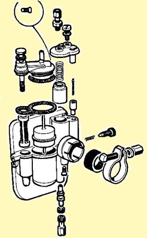 MB Carb Service Fig 1-2