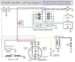 Cimatti City Bike Wiring