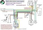 Puch 1980-82 (6-wire) Sport MkII, Newport II, Magnum II, MkII 2-speed 0215 254 674