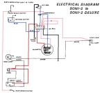 Soni 2 Wiring Diagram India made Vespa Ciao