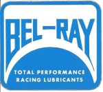 12. Bel-ray oil 1980's, 3 inch, $2