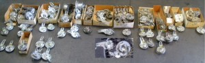 All of MM's Grimeca brake plates in 2012