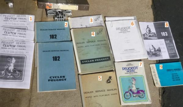 Peugeot Manuals