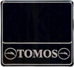 Tomos License Plate Frame 9 inch, $15