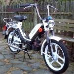 1989 Jawa 210 Breeze