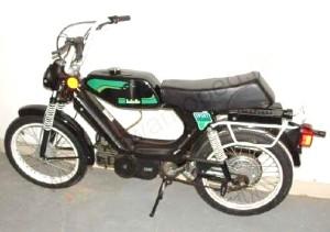 1990's Jawa Sport 210.130