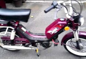 1994 Jawa 210