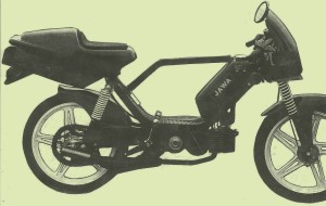 1995 Jawa Supersport