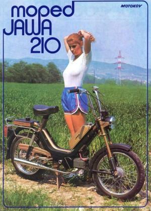 Jawa 210 flyer p1