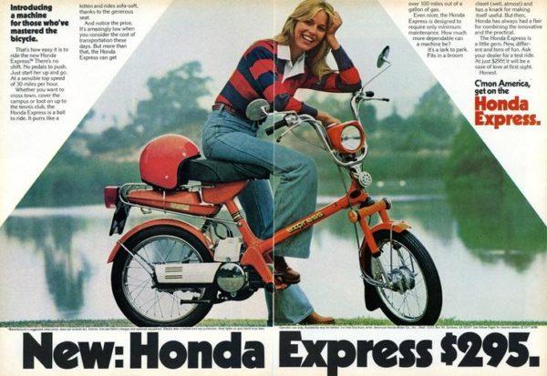 1977 Honda Express