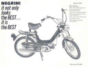 1977 Negrini Harvard flyer