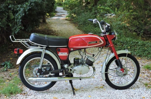 1978 Casal K196 restored by B. Small
