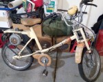 1979 Roadmaster XL Model 125 wheat with gold fenders