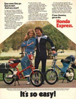 1979 Honda NC50 Express