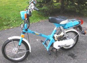 1980 Honda NC50