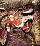 1981 Negrini Gazelle III Morini M1 reed engine Bernardi aluminum wheels Long seat CEV plastic switches