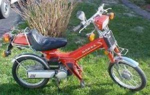 1982 Honda NU50
