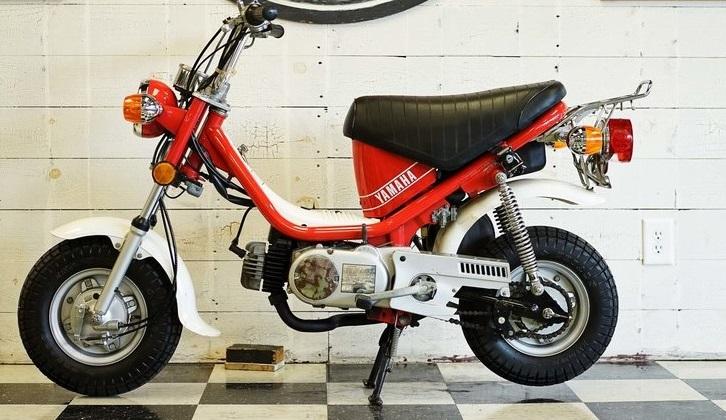 [SCHEMATICS_44OR]  Yamaha « Myrons Mopeds   1985 Yamaha Tt600n Wiring Schematic      Myrons Mopeds