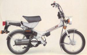 1983 Honda Express