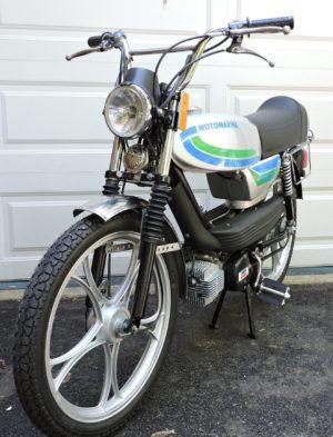 1987 Motomarina Sebring by Bill Small