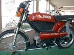 2000 Hero Panther top tank in Handy Bikes showroom