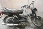 2000 Hero Puch Shakti 2G 2-Gears, manual shift no clutch (India model)