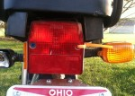 2005 Pacer rear lights