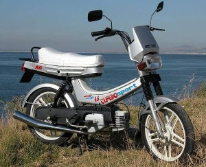 2005 Hero Puch Turbo Sport AG