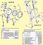 AMF 120/125 Parts