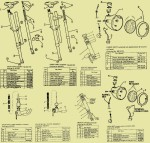 AMF 130 to 140 parts
