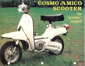 Cosmo Amico Scooter