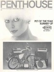 Negrini MX Sport was a gift for the Penthouse Pet of the Year runner up in 1979