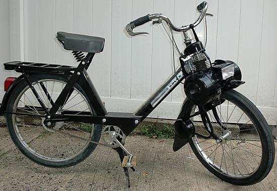 1973 Solex 3800 (USA version) made in France