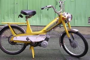 1974-76 Motobecane 40TS