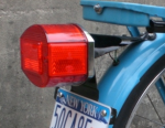 1975 Solex 4600 V2 tail light by CEV