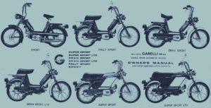 1978 Garelli Models