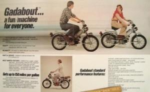 1979 Gadabout features
