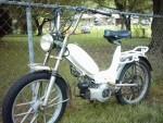 1978 Gadabout Minarelli V1 engine