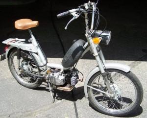 1979 Wards E-Z Rider made in USA by Dialex Minarelli V1 engine