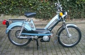 1980 Peugeot 103 LVS