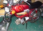 1983 AMS Tahoe G2 Sachs 505-1D engine