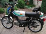 1985 Motomarina Sebring Morini M-1 engine