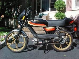 '87 Motomarina Sebring Morini M1 engine