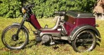 80's MotoMarina Tri-Power Minarelli V1-LHE with electric start
