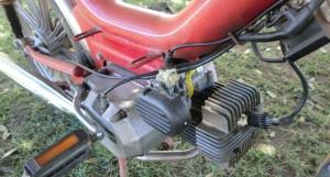 F. Morini (Lem) with Morini MO2 engine