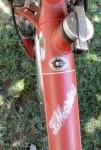 F. Morini gas tank