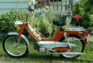 1977 Foxi GT Deluxe made by KTM