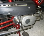 "Sachs 508/A D engine ""zwie gang automatik"" two speed automatic"