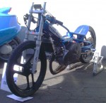 MBK 49cc Speed Record Bike